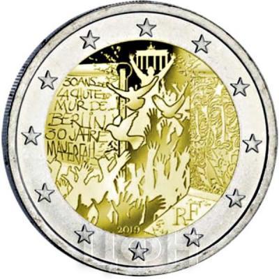 2 евро 2019 год Франция.jpg