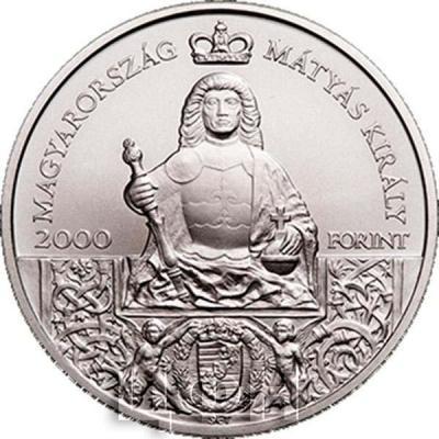 Венгрия 20000 форинтов 2018 год «Матьяш I (король Венгрии)» (аверс).jpg