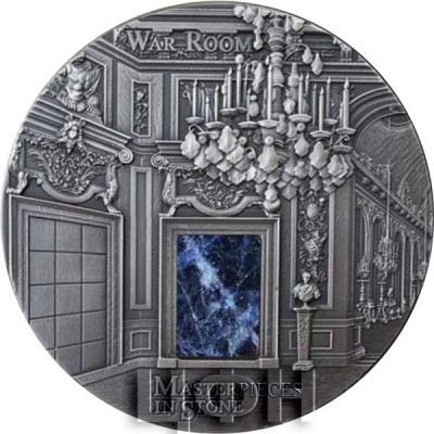 Фиджи 10 долларов 2018 год «Зал войны версальский дворец» (ркверс).jpg