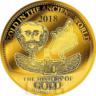 1 Соломоновы острова 10 долларов 2018 год «GOLD IN THE ANCIENT WORLD» (реверс).jpg