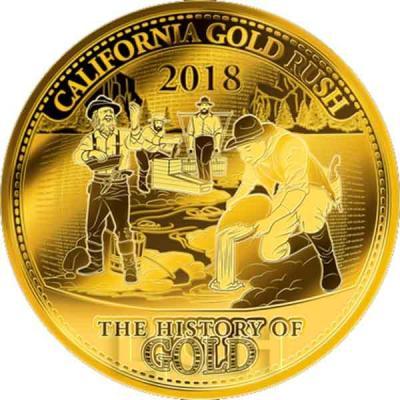 1 Соломоновы острова 10 долларов 2018 год «CALIFORNIA GOLD RUSH» (реверс).jpg