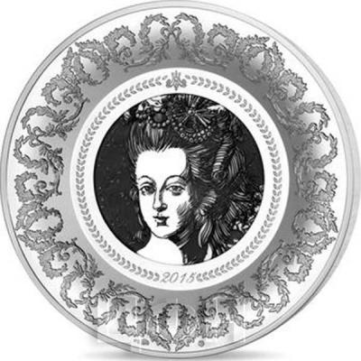 2015, памятные монеты Франции - «Севрская фарфоровая мануфактура», эксклюзивная серия (аверс).jpg