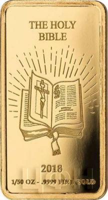 Конго 100 франков 2018 «THE HOLY BIBLE» (реверс).jpg