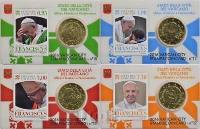 STAMP & COIN CARD EURO N° 10 11 12 13 - 2016 (аверс).jpg