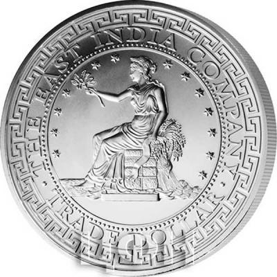 2018, Остров Св. Елены 1 фунт «TRADE DOLLAR» (реверс).jpg