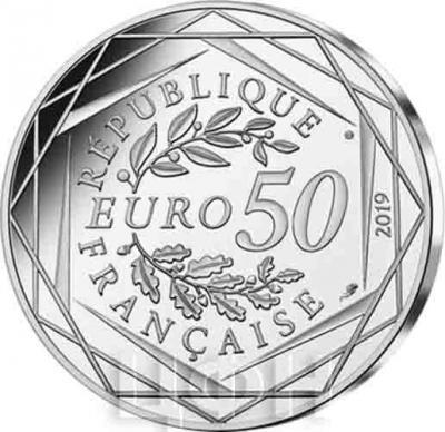 2019, Франция 50 евро (аверс).jpg
