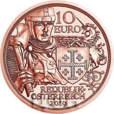 Австрия 10 евро 2019 год (аверс).jpg