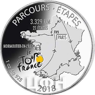 Джибути 200 франков 2018 год - PARCOURS • ÉTAPES (реверс).jpg