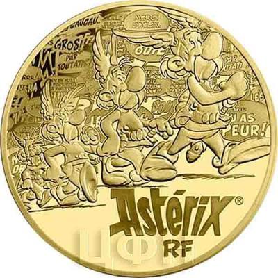 Франция 100 евро 2019 «Астерикс».jpg