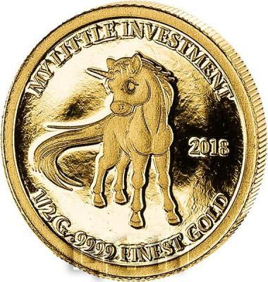 2018 год Соломоны 10 долларов «Единорог» (реверс).jpg