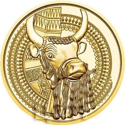 Австрия 100 евро 2019 год «Навуходоносор II» (реверс).jpg