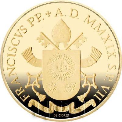 Ватикан 20€ 2019  «Деяния апостолов О первых миссиях» (реверс).jpg