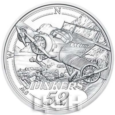 Австрия 20 евро 2019 год «Навстречу небу» (реверс).jpg