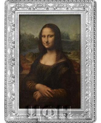 2019, Франция 10 евро, серия памятных монет «Леонардо да Винчи» (аверс).jpg