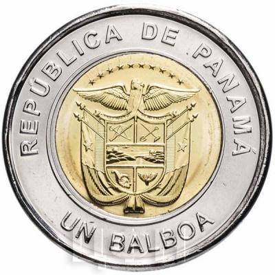 Панама «UN BALBOA» (аверс).jpg