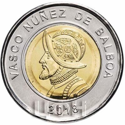 Панама «UN BALBOA» (реверс).jpg