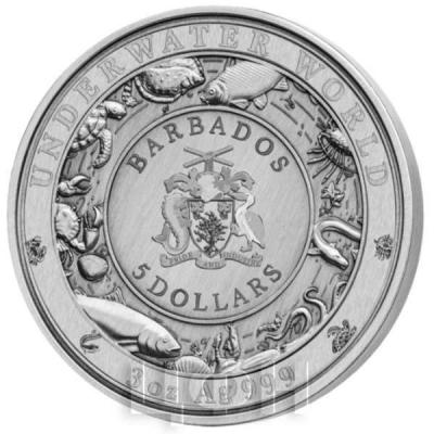 «Барбадос 5 долларов 2018» (аверс).jpg