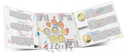 2 Набор монет Бельгии.jpg
