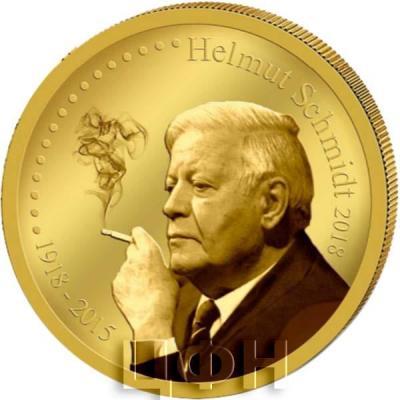 Конго 100 франков «Helmut Schmidt»  (реверс).jpg