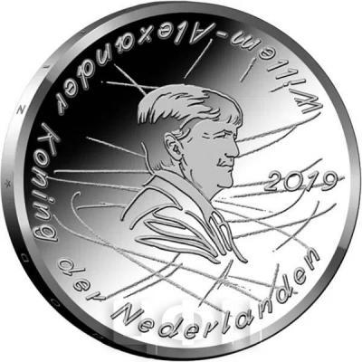5 евро Нидерланды 2019 «Яап Эден» (аверс).jpg