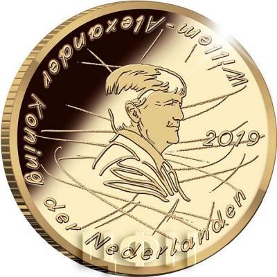 10 евро Нидерланды 2019 «Яап Эден» (аверс).jpg