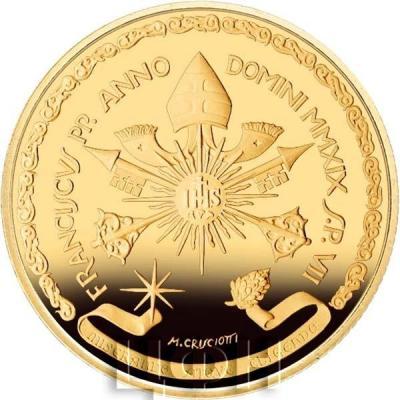 Ватикан 200€ 2019  «Архангел Михаил» (реверс).jpg