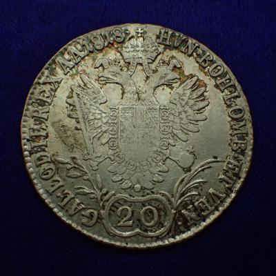20 крейцеров 1818.JPG