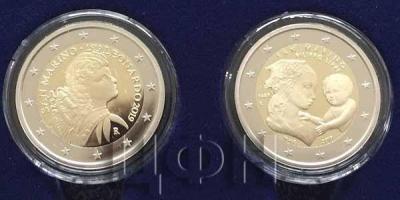 San Marino Euro Coinset 2019 5 Proof (4).jpg
