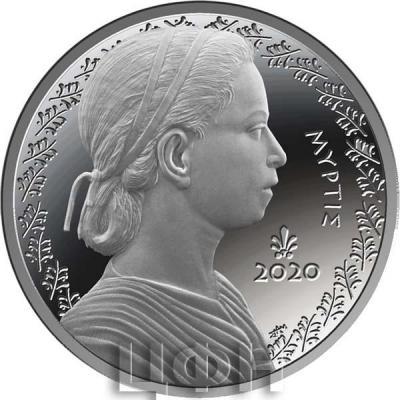 Греция 5 евро 2020 год «MYRTHIS» (реверс).jpg