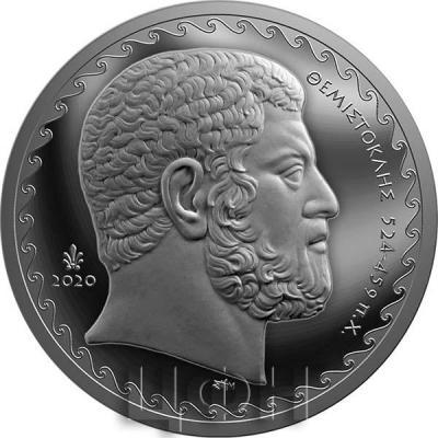 2020, 10 евро Греция, памятная монета - «2500 лет битве при Саламине» (реверс).jpg