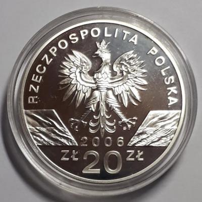 20 злотых 2006 год Польша. Аверс..jpg