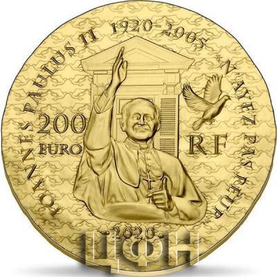 2020, 200 евро Франция - «SISTER EMMANUELLE 200€ GOLD COIN» (2).jpg