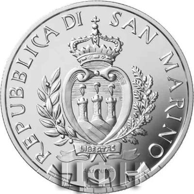 2020, 10 евро Сан-Марино, памятная монета.jpg