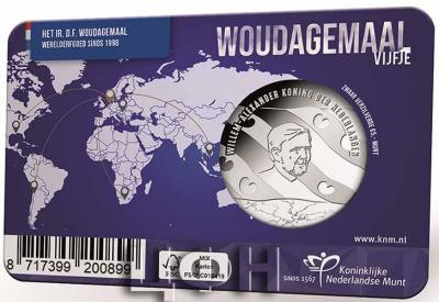 «Woudagemaal Vijfje 2020 UNC-kwaliteit in coincard» 2.jpg