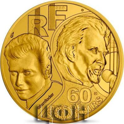 «JOHNNY HALLYDAY 60 ANS DE SOUVENIRS - MONNAIE DE 25С» (1).jpg
