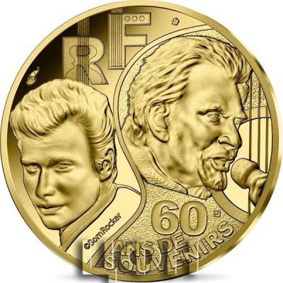 «JOHNNY HALLYDAY 60 ANS DE SOUVENIRS - MONNAIE DE 50€ OR.».jpg