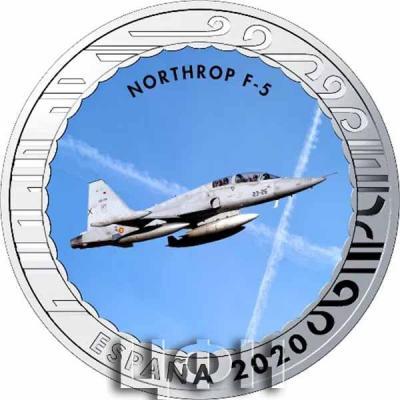 1.5 euro «История авиации» NORTHROP F - 5.jpg