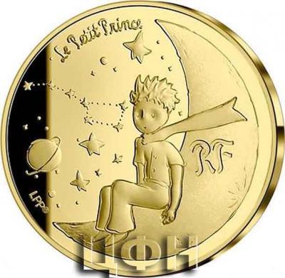 «50 euro France 2021 or BE – Le Petit Prince (assis sur la lune)».jpg