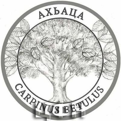 2020 год «Флора Абхазии» Граб кавказский – Ахьаца.jpg